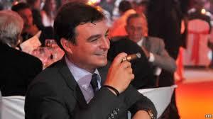 Antonio Castro nunca oculta sus lujosos gustos al mejor estilo capitalista