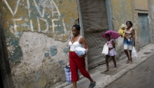 El pueblo es victima de las políticas comunistas que conllevan a la misera
