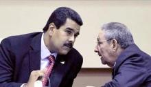 Nicolás-Maduro-y-Raúl-Castro