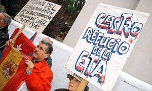 El pueblo español siempre ha denunciado la conexión Castro-ETA