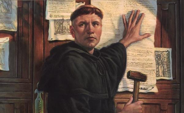 La Reforma Protestante encabezada por Martín Lutero dio un gran impulso a la libertad individual reconociendo los derechos naturales naturales del hombre