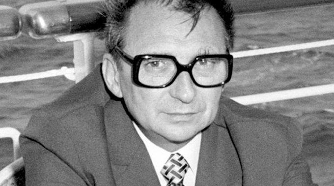 Ion Mihai Pacepa en el yate de Raúl Castro en Cuba (1974) / Foto: Cortesía de Ion Mihai Pacepa