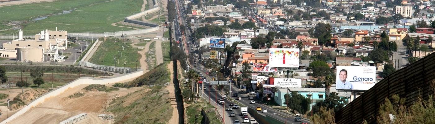 Muro Mexico Guatemala
