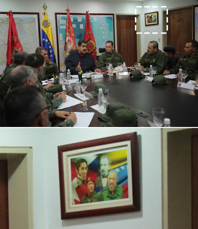 Cuadro-Bolivar-Ministerio-Defensa-AVN_NACIMA20160114_0022_1